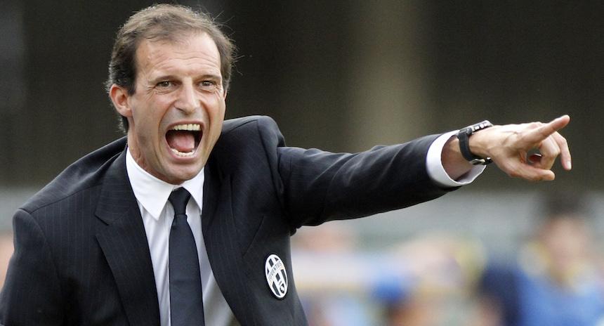 Los posibles sustitutos de Allegri en la Juventus