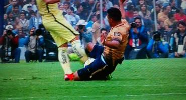 Así reaccionaron los jugadores del América ante la fractura de Javier Güemez