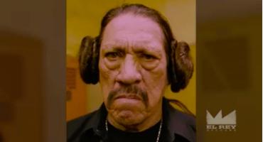 Chequen la audición de Danny Trejo para ser la Princesa Leia