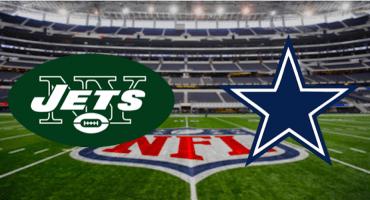 Sigue lo mejor del duelo entre New York Jets vs Dallas Cowboys aquí