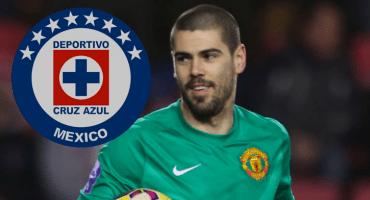 Víctor Valdés podría llegar al Cruz Azul