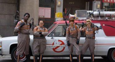 Se liberan nuevos posters para el reboot de Ghostbusters