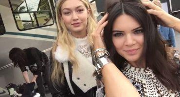 Kendall Jenner y Gigi Hadid convierten a un 'homeless' en modelo