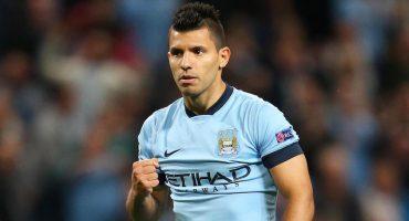 Sergio Agüero ya sabe a donde irse cuando deje al Manchester City