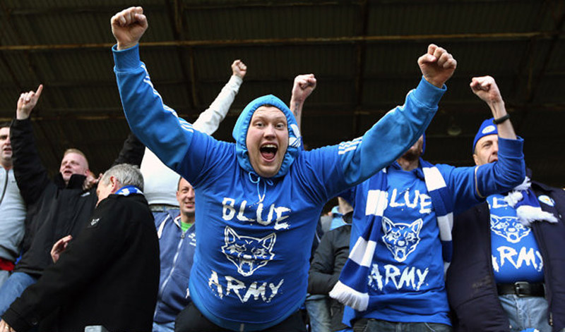 Leicester City regalará cerveza a todos sus aficionados