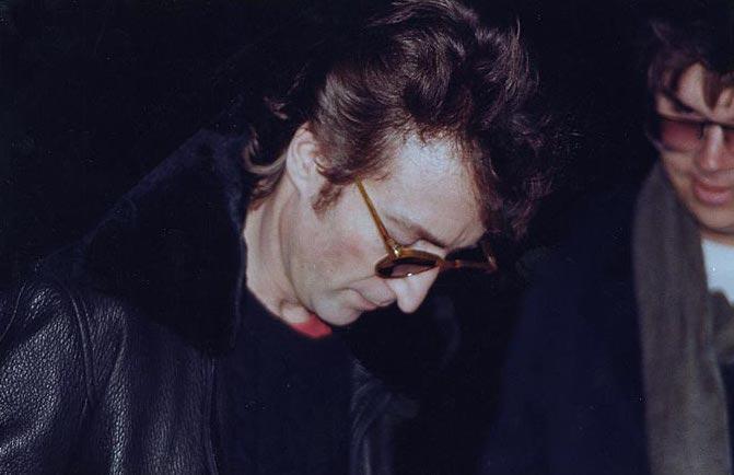 Mark Chapman y su obsesión llamada John Lennon