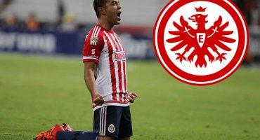 Marco Fabián jugará para el Eintracht Frankfurt