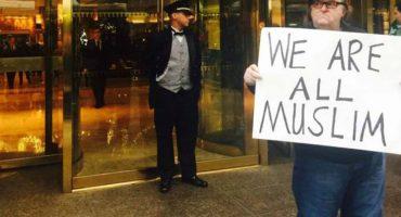 #TodosSomosMusulmanes La carta de Michael Moore a Donald Trump