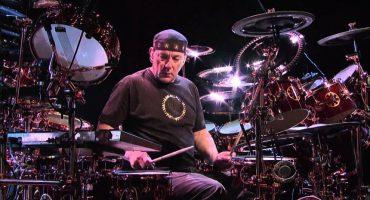 Neil Peart de Rush se retira de la música