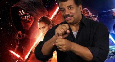 Neil deGrasse Tyson destroza a Star Wars: The Force Awakens
