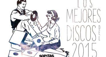 Los 15 discos que tienes que escuchar del 2015