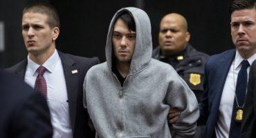 Es arrestado por el FBI: Que bueno por andar aumentando el precio de las medicinas