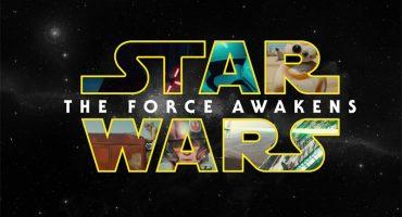 ¿Qué le preguntarías al elenco de Star Wars: The Force Awakens?