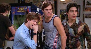 Ashton Kutcher y la reunión de