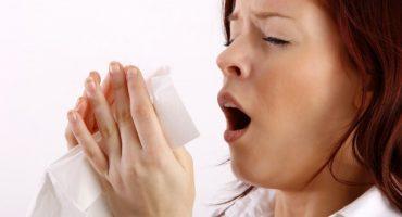 Las alergias podrían ser la mayor causa de infecciones respiratorias en invierno