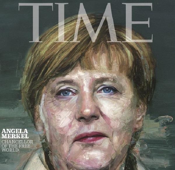 Angela Merkel es el