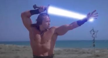 Arnold Schwarzenegger, versión Jedi