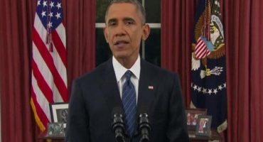 Discurso Urgente del Presidente Barack Obama para los E.U.