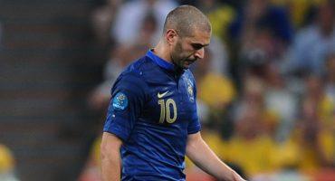 Karim Benzema es suspendido de la selección de Francia indefinidamente