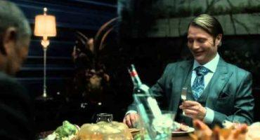Aquí hay unos cuantos bloopers de la tercera temporada de Hannibal