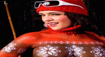 Nuestro regalo adelantado: ¡Los mejores body paints navideños!