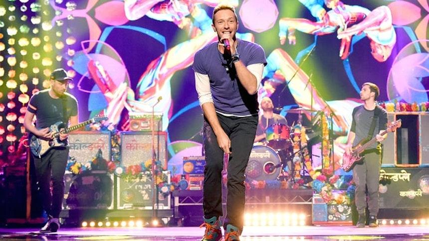 ¡Coldplay actuará en el medio tiempo del Super Bowl 50!