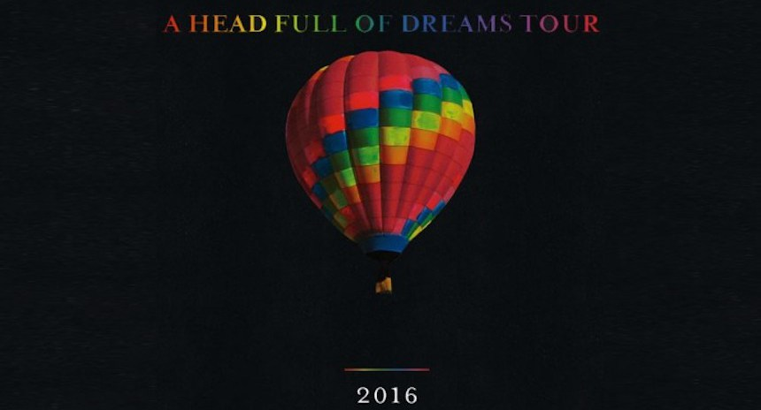 Los detalles de la nueva fecha de Coldplay en México