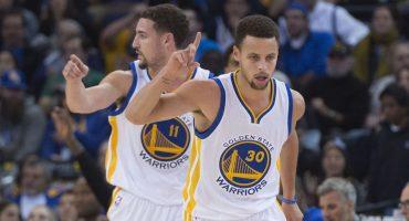 Stephen Curry hizo 17 puntos al hilo sin fallo en solo 3 minutos