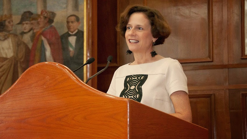 Denise Dresser podría ser candidata independiente para el 2018