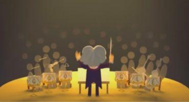 Es el 245 aniversario de Beethoven, ¿ya checaron su increíble doodle?