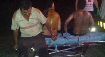 Estalla ducto de Pemex en Tabasco, 30 heridos; recolectaban gasolina derramada, dicen autoridades