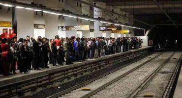 Uhhhhhhh... por falla Línea 12 retrasó el servicio cuatro horas