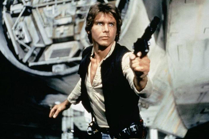 Alguna vez Han Solo fue un carpintero, aquí la imagen