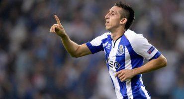 Jefazo: Checa el gol de Héctor Herrera ante el Sporting