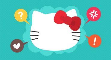 Wtf? ¡Alguien hackeo sitio web de Hello Kitty!
