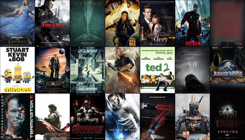 ¿Son estas las mejores películas del 2015?