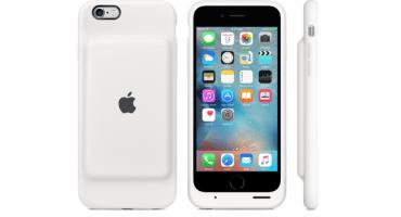Apple lanza funda con batería para iPhone 6 y 6s
