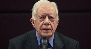 Jimmy Carter habría vencido el cáncer cerebral