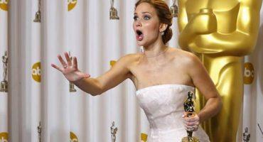 Jennifer Lawrence acepta haber fumado marihuana antes de los Oscar