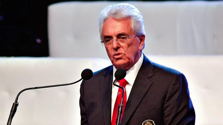 Justino Compeán sería Presidente de la Concacaf