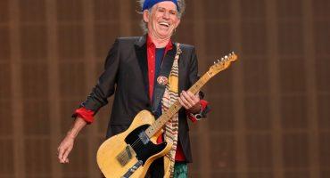 Hoy es el cumpleaños de Keith Richards y recordamos su importancia