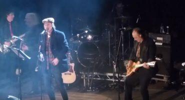 Ray y Dave Davis de The Kinks tocan juntos por primera vez en 20 años