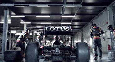 Renault compró a Lotus... ¿por una libra?