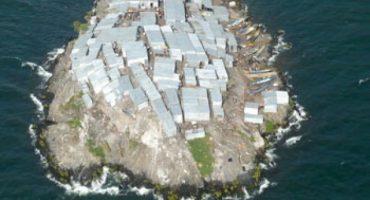 Conozcan la pequeña isla de Migingo hogar de 130 personas
