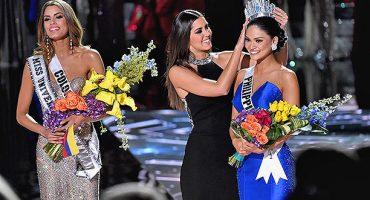 Pia Alonzo ganadora de Miss Universo le manda un bonito mensaje a Miss Colombia