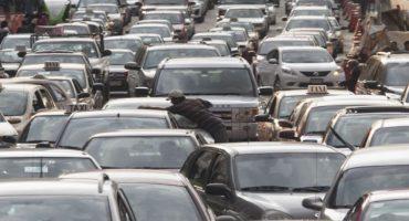 Agárrense, obras viales que afectarán el tráfico del DF