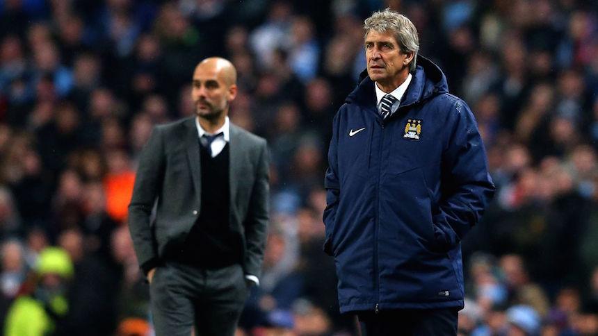 Pellegrini anuncia la llegada de Guardiola al Manchester City