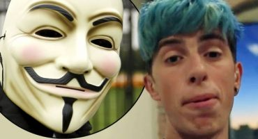 Anonymous le pide a un Youtuber que elimine el video de una broma