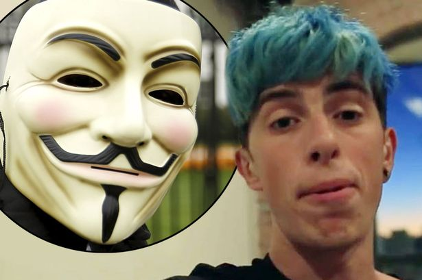 Anonymous le pide a un Youtuber que elimine el video de una broma