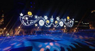 ¡Este sábado abrirá la pista de hielo del Zócalo!